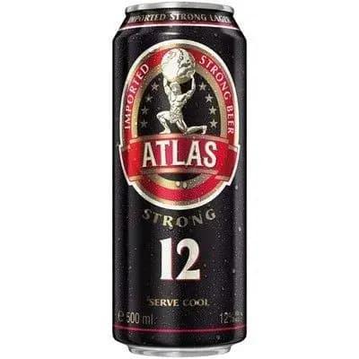 Atlas 12% can 500ml