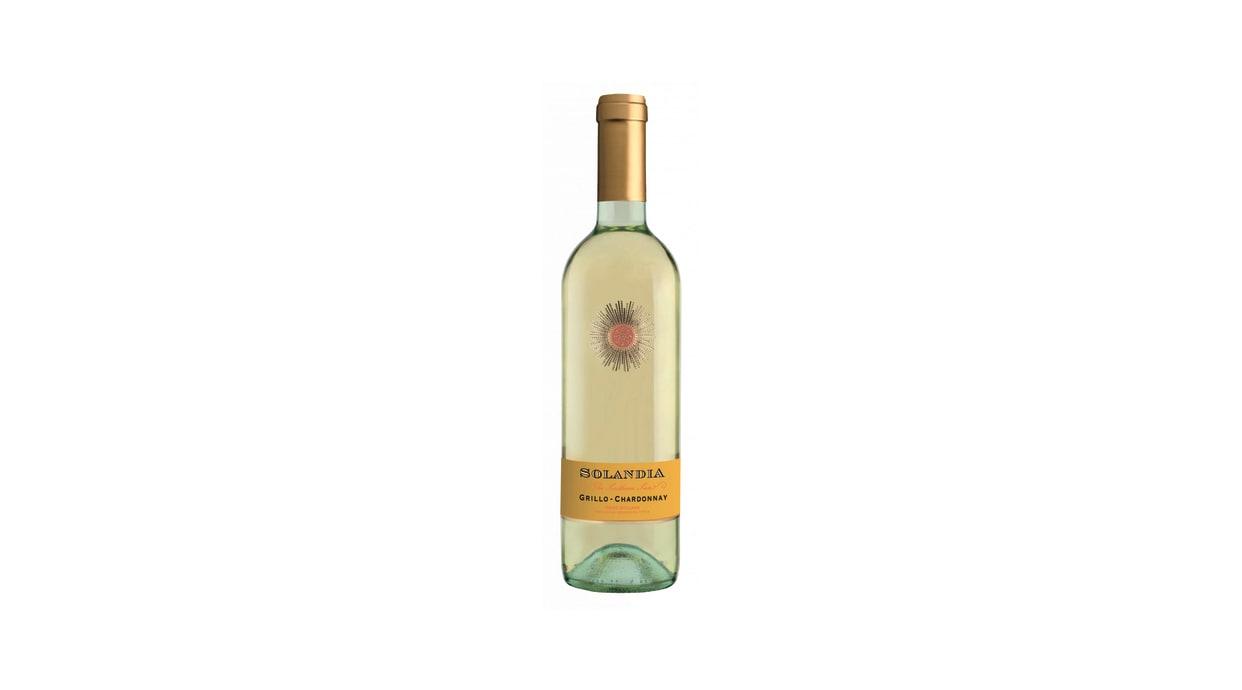 Вино Соландія Гріло Січиліа біле сухе (0,75л)