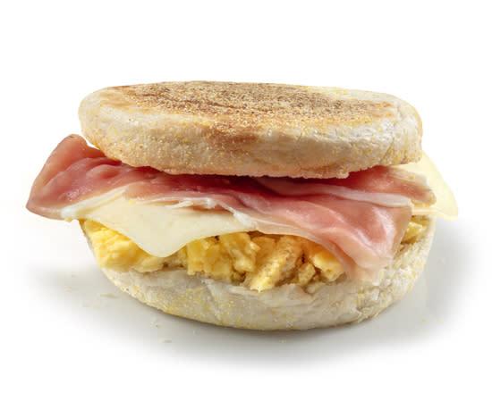 Egg sandwich Jamón y trufa