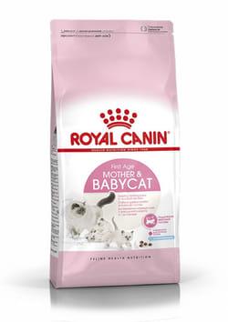 Сухий корм для котів Royal Canin MOTHER&BABYCAT (2кг)