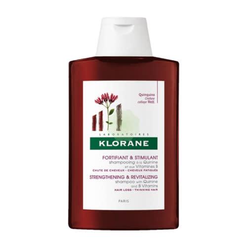 KLORANE Shampoo alla Chinina e Vitamine B 200ml