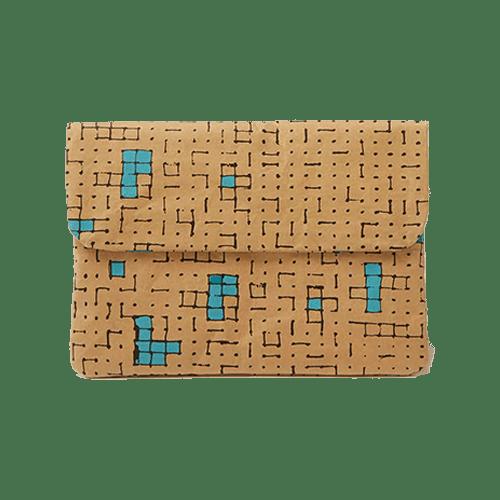 Custodia iPad mini / Kindle / Paperwhite - blue dots
