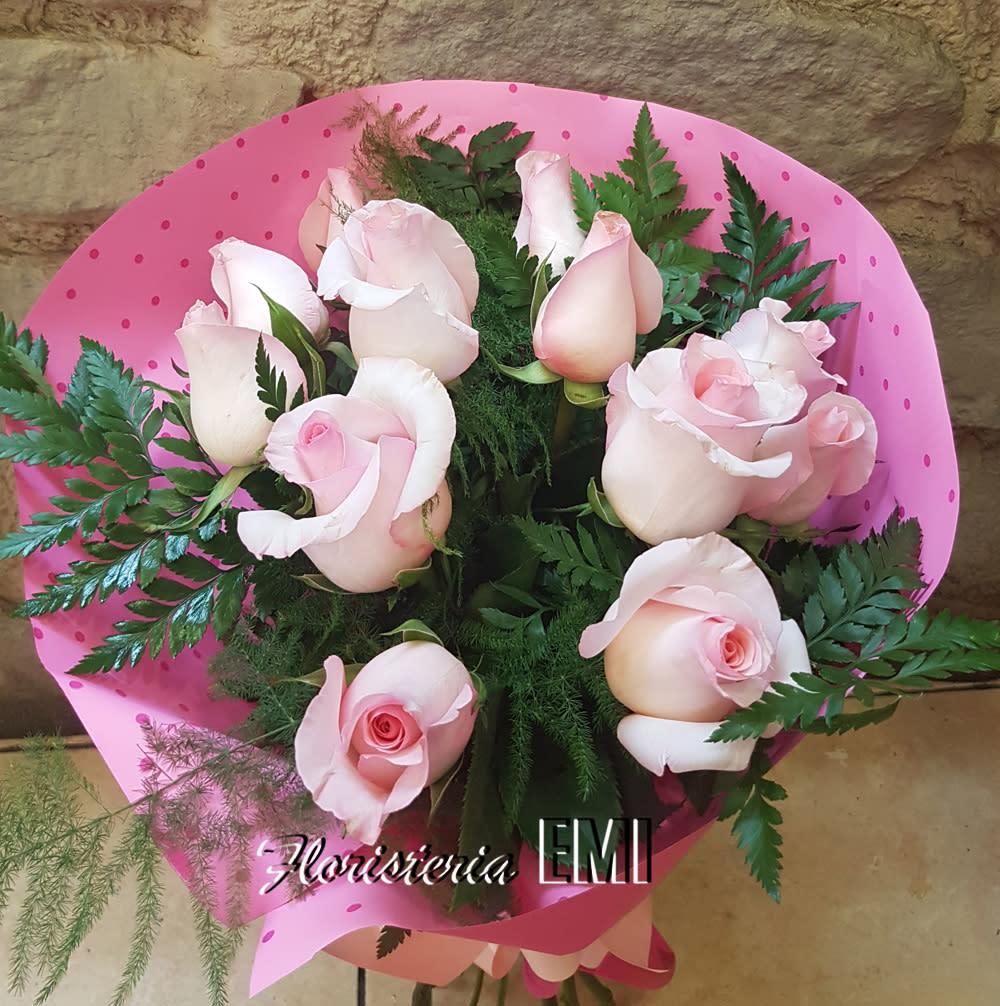 Ramo Doce Rosas Rosas