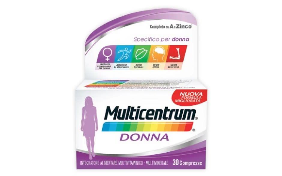 Multicentrum Donna 30 compresse