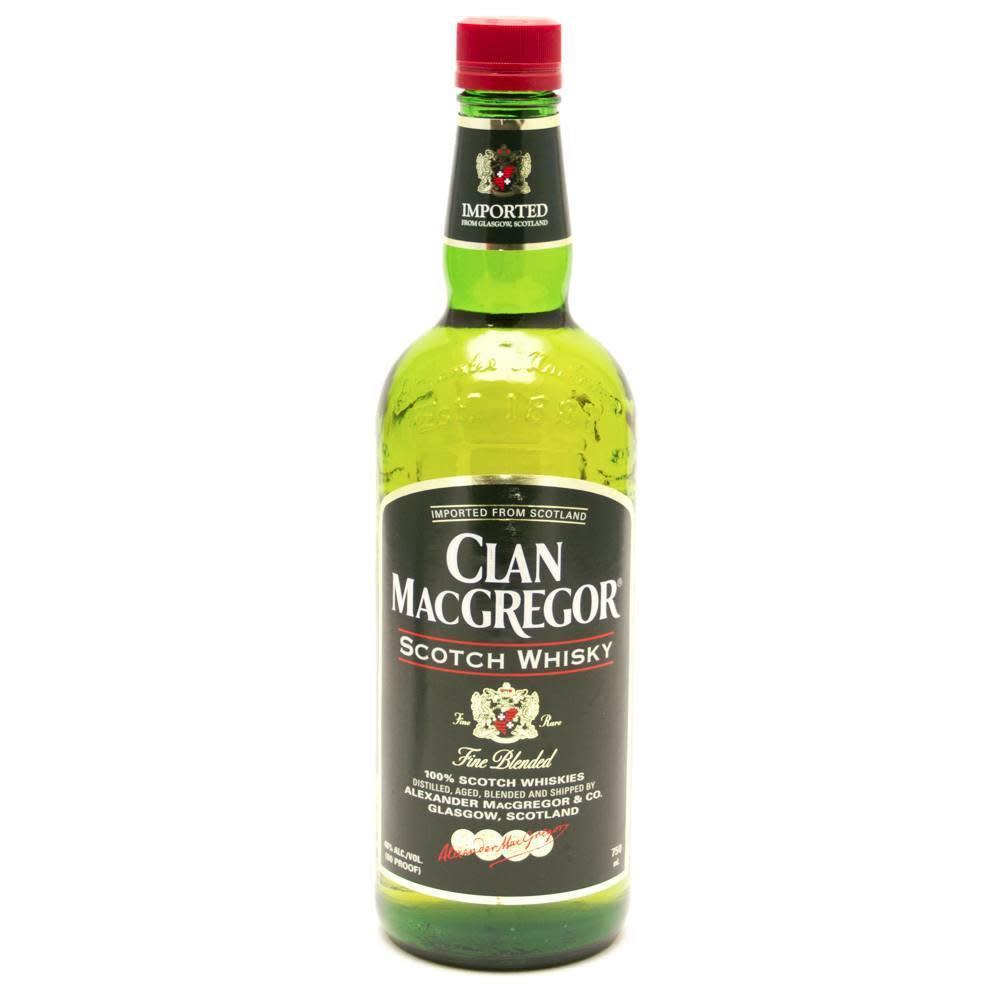 Clan Mac Gregor 750ml