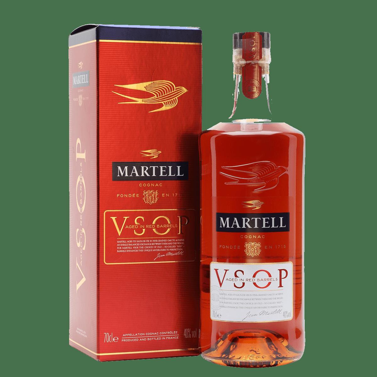 Martel VSOP Cognac 700ml