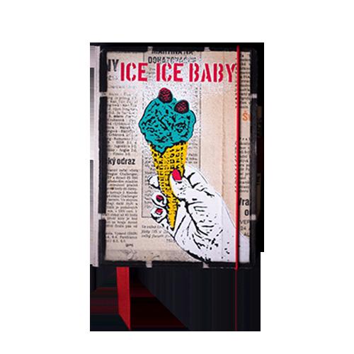 Notebook - ice baby