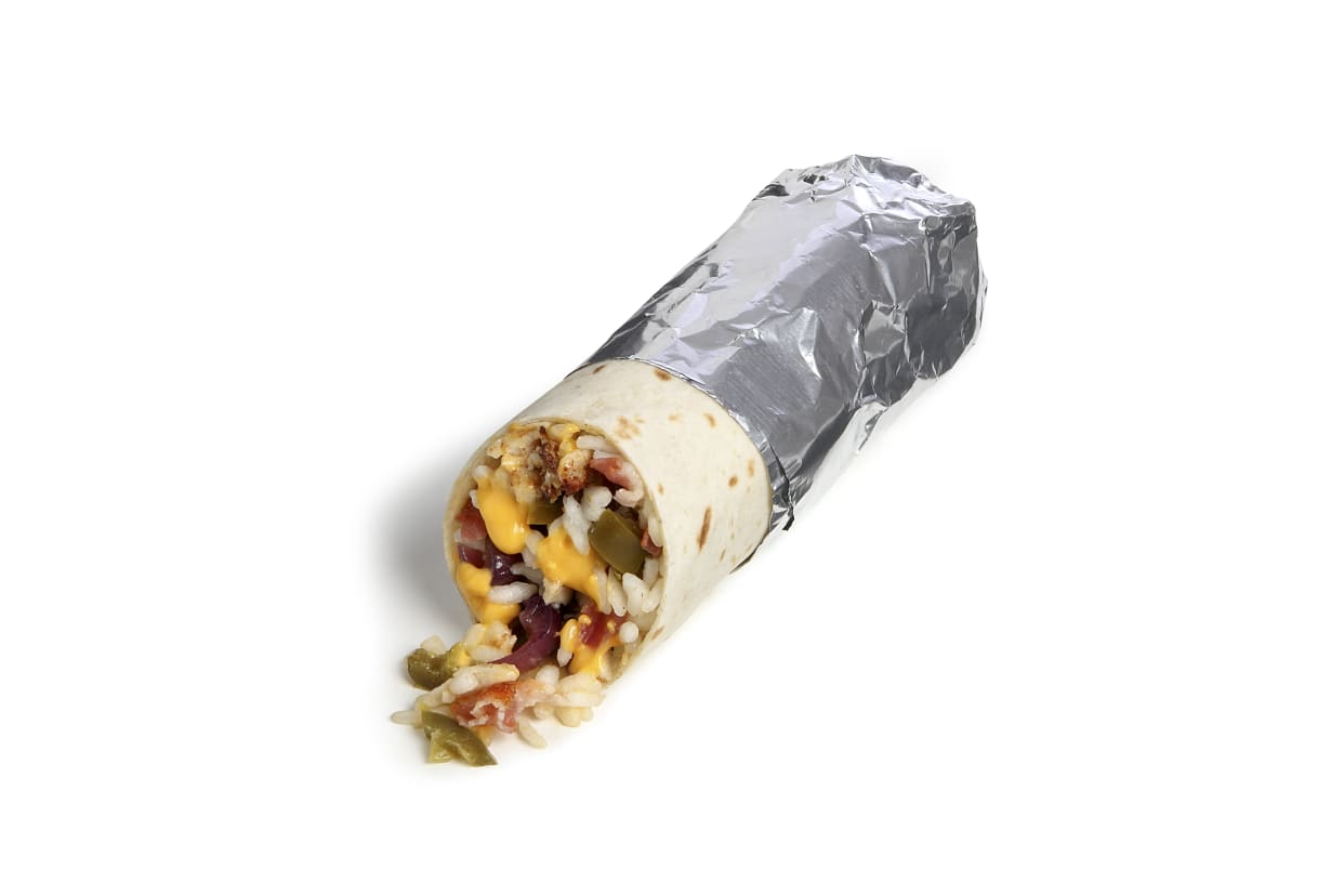 Burrito Aleta