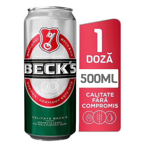 Beck's Doza 500ml