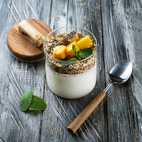 Гранола з йогуртом (330г)