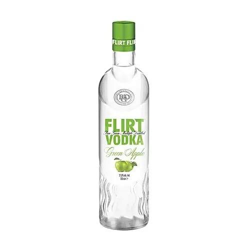 Flirt Vodka Green Apple 700Ml