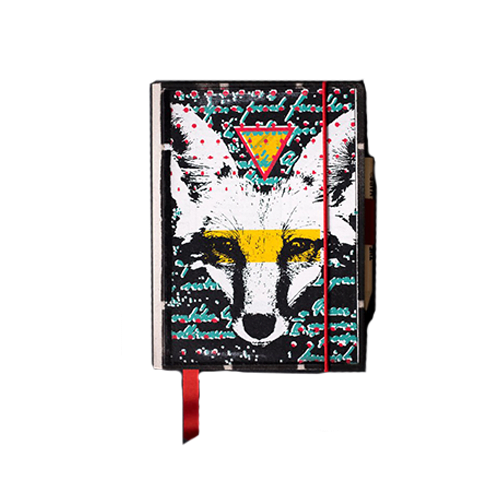 Notebook - London fox