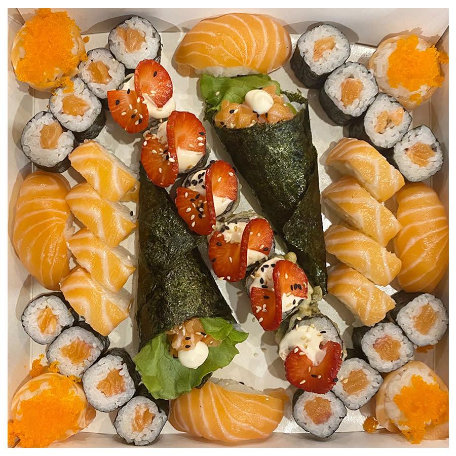 #1012- Sushi Misto - 40 peças
