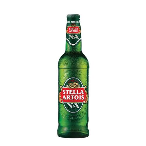 Stella Artois Fara Alcool sticla 330ML