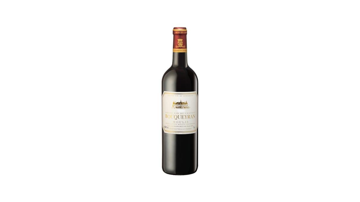 Grand vin du chateau bouqueyran 750 ml
