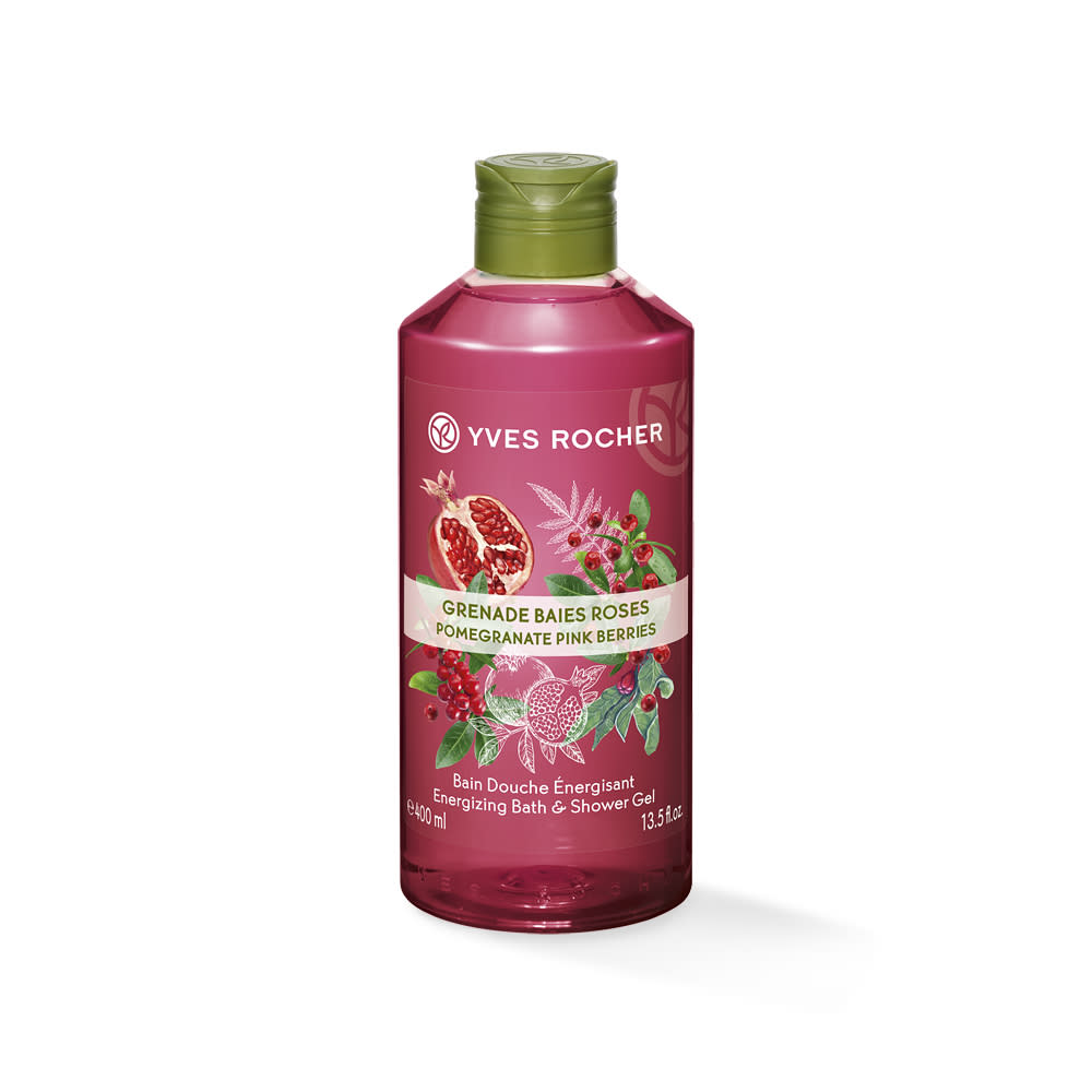 Pommegranate Shower Gel 400ml- PN4