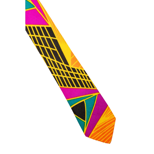Cravatta in cotone - bamako