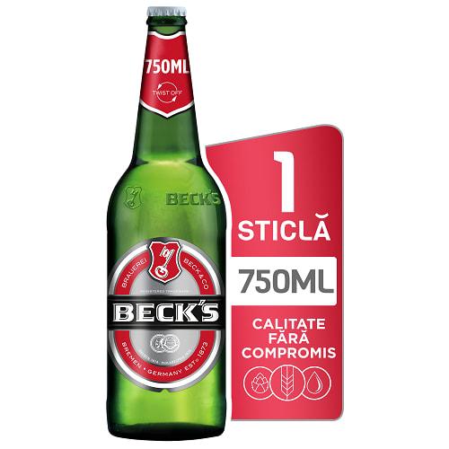 Beck's Sticla 750ml