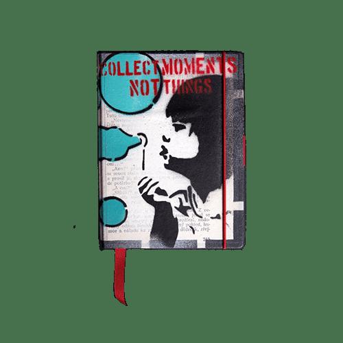 Notebook - bubble girl
