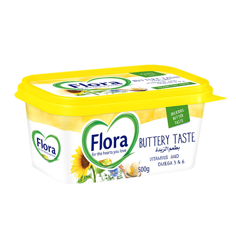 Flora Buttery Taste Spread 500G