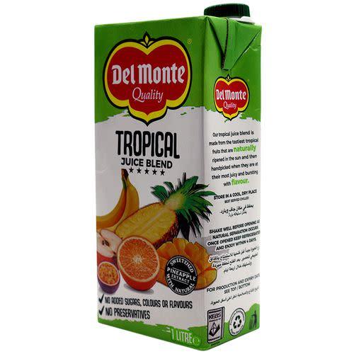Delmonte Tropical Juice 1L
