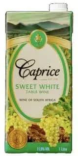 Caprice Sweet White 1000Ml