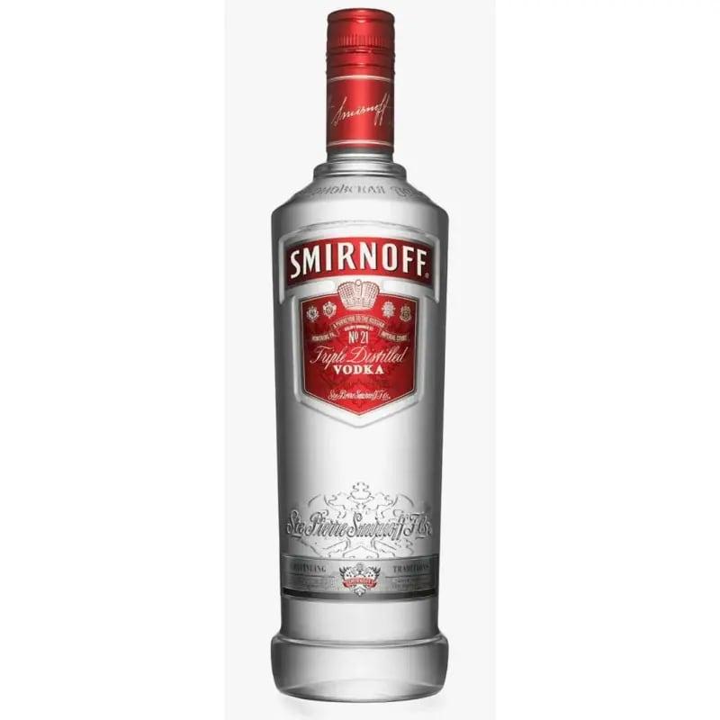 Smirnoff Vodka Red 1000Ml