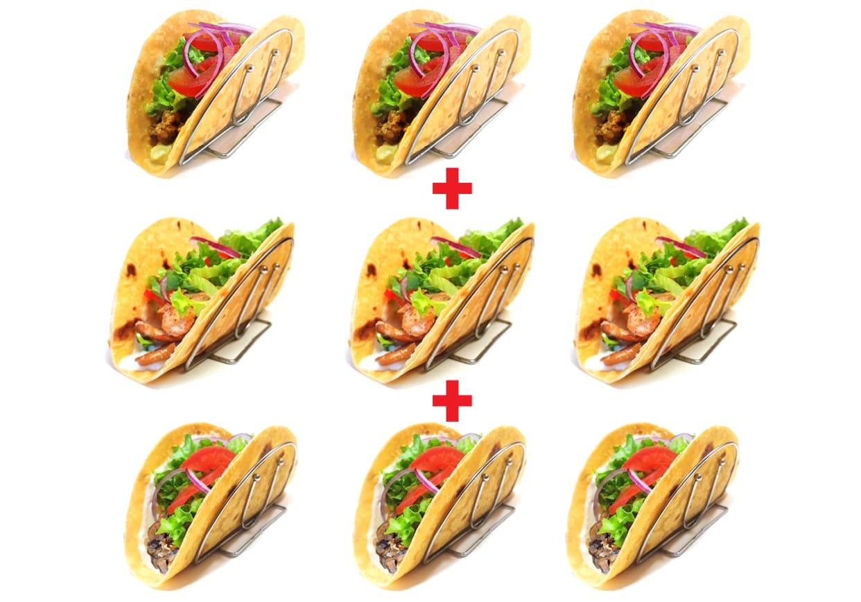 Taco XL set Combo