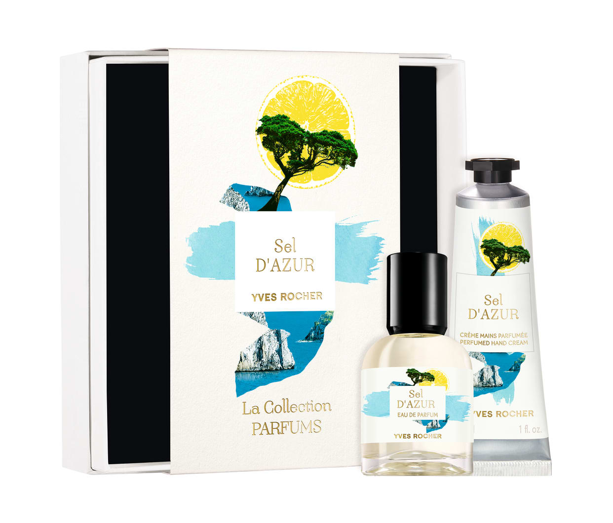 Set Sel D'Azur EDP 30ml + Hand Cream 30ml