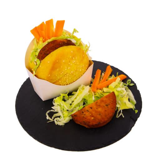 Vegetarian Bun