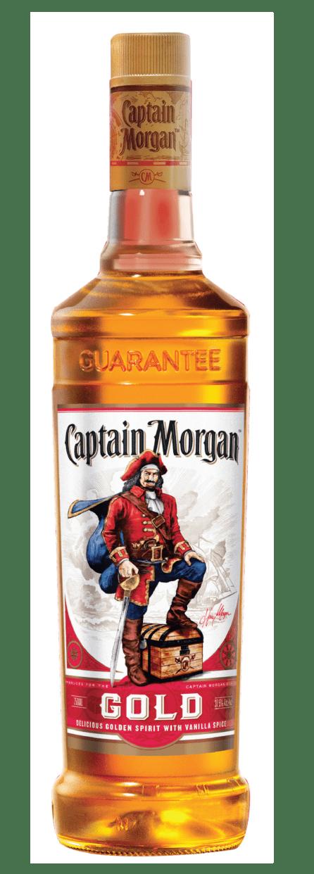Captain Morgan Gold 750ml