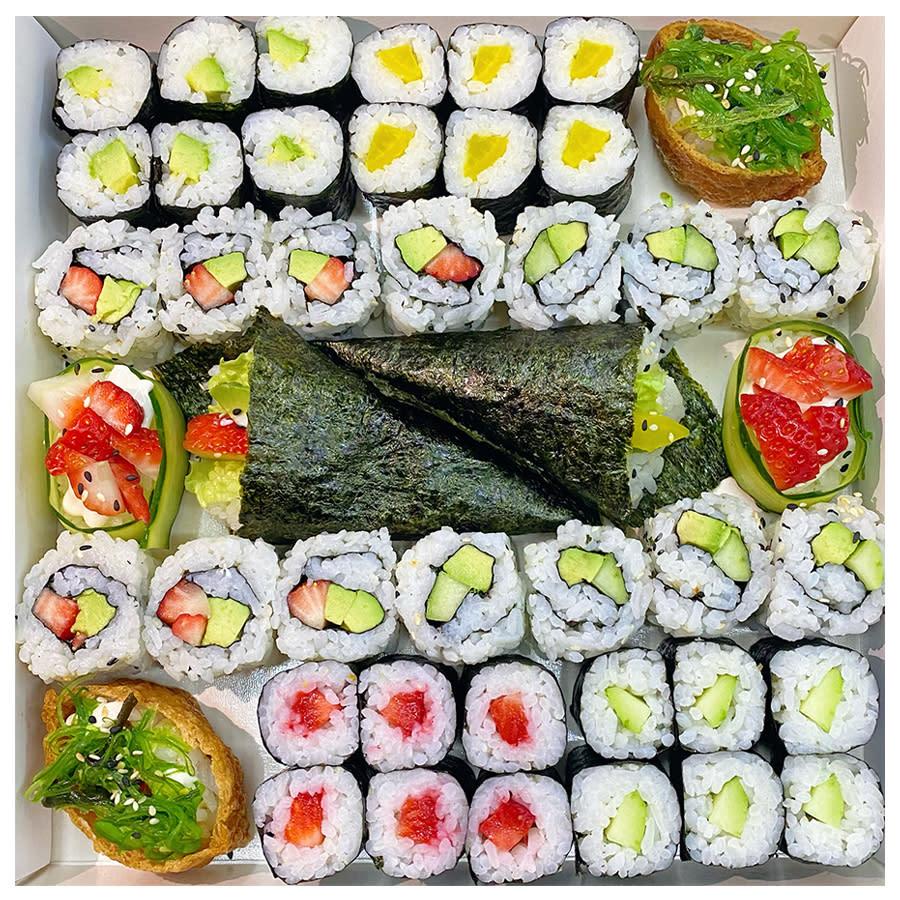 #1009- Sushi Misto - 44 peças