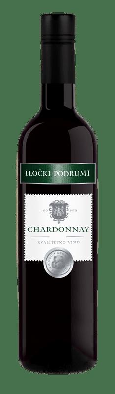 Chardonnay Odabrana serija/Kvalitetna vina 0,75/1
