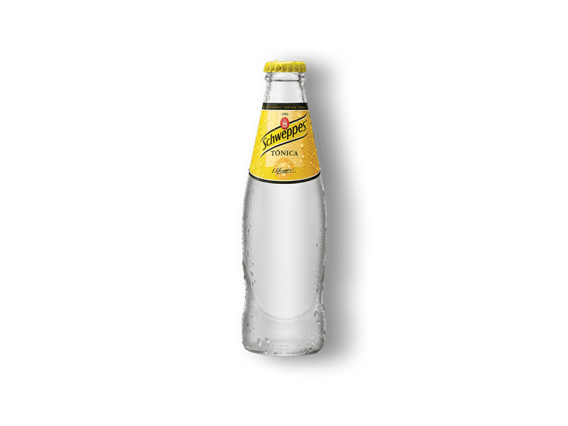 Schweppes Tónica 25cl