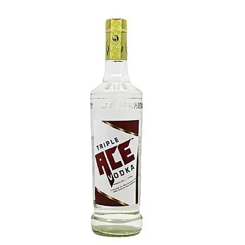 Tripple Ace Vodka 750Ml