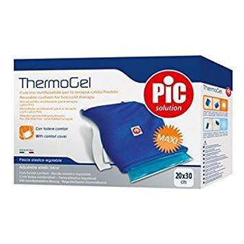 Pic Thermogel Maxi cuscinetto per la terapia caldo/freddo multiuso 20 cm x 36 cm