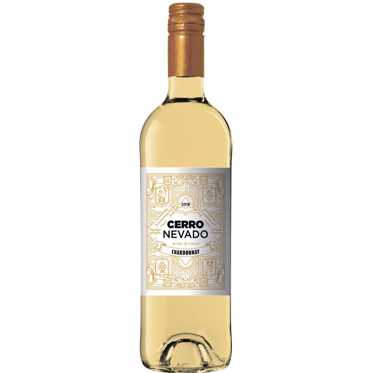 Вино Черро Невадо Шардоне (0.75л)