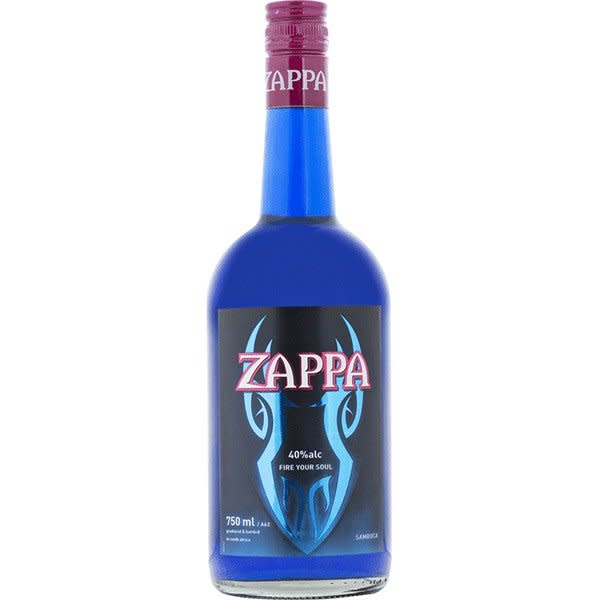 Zappa blue 750ml