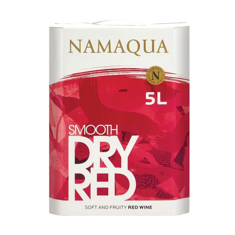 Namaqua Dry Red 5000Ml