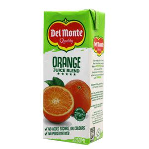Delmonte Orange Juice 1L