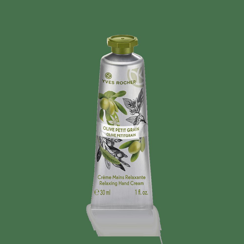Olive Lemongrass Handcream 30 Ml - Pn3