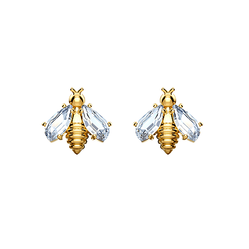 Orecchini Eternal Flower Bee - ID 5518143