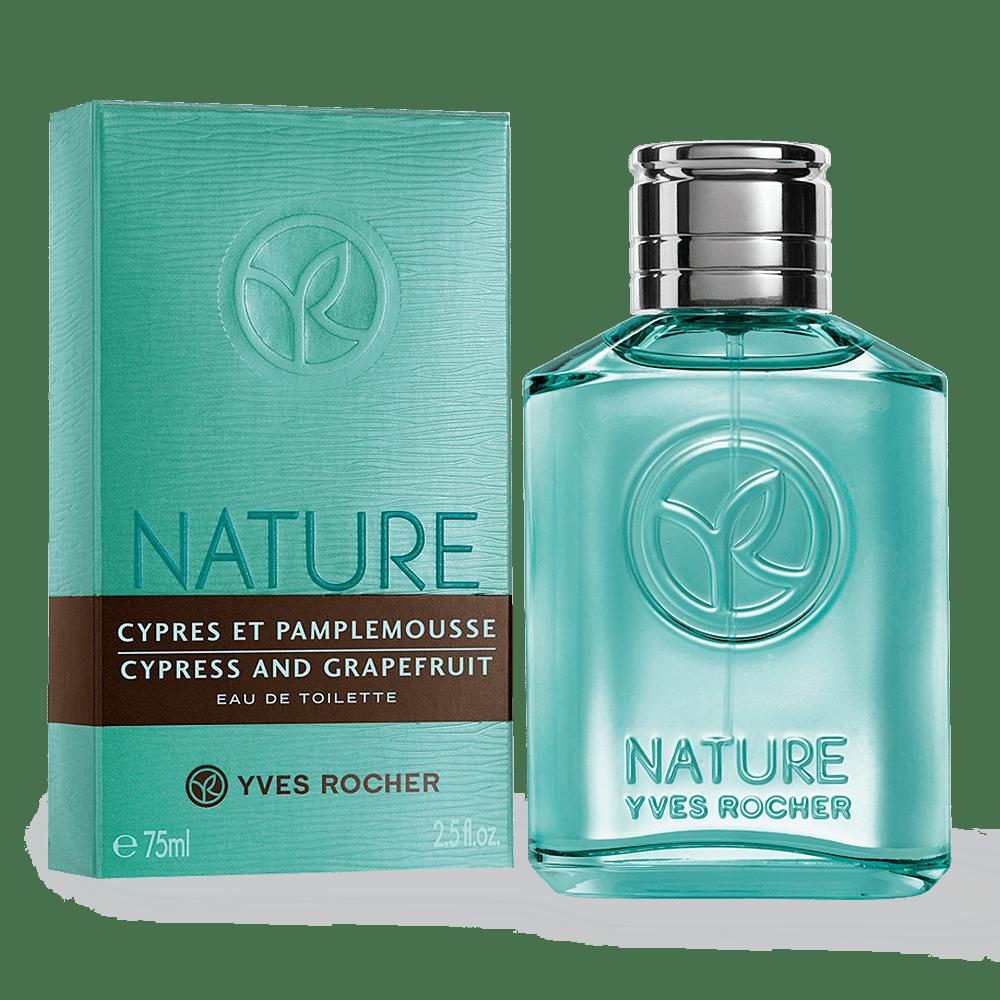 Cypress & Grapefruit Eau De Toilette 75ml - Nature Men