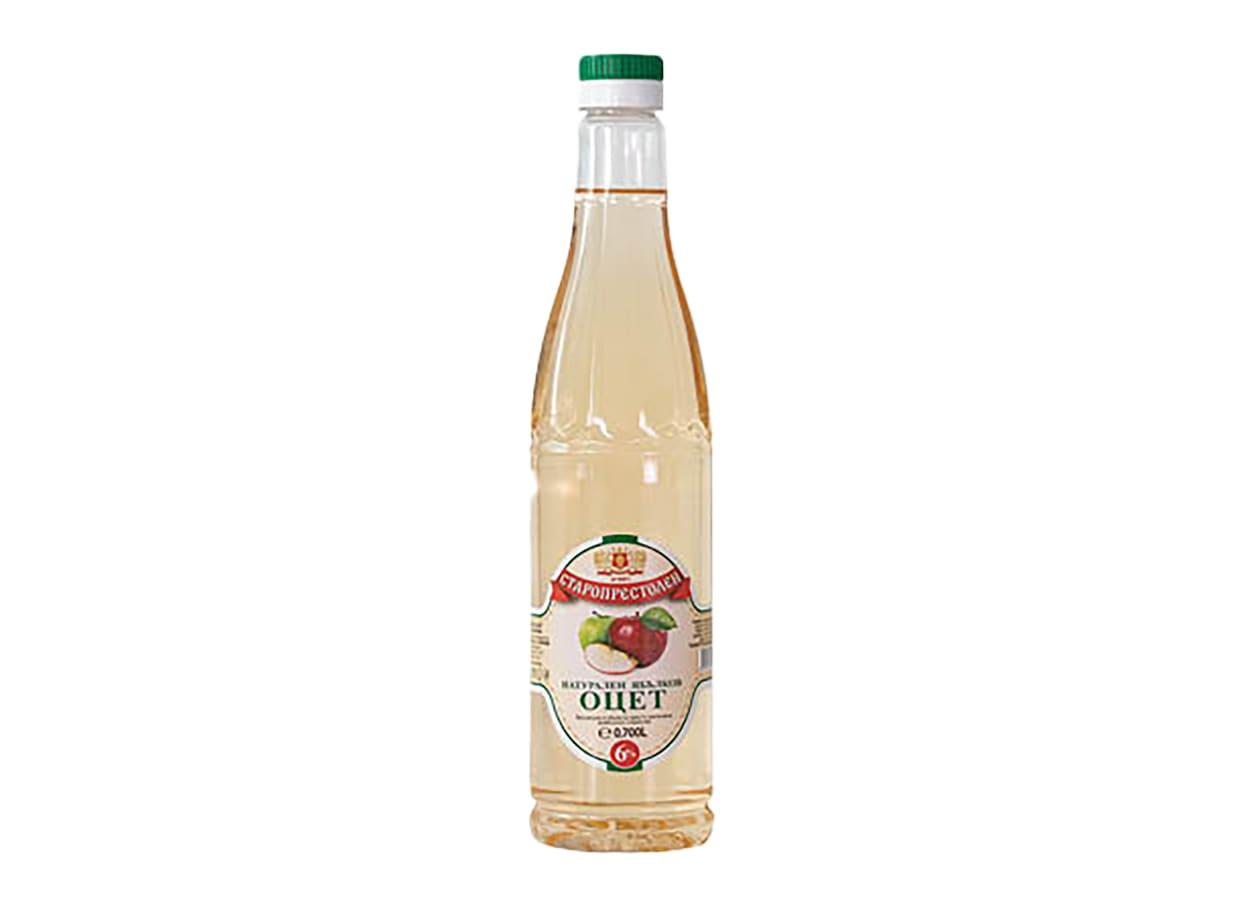 Оцет ябълков Велико Търново (700мл) / 32199