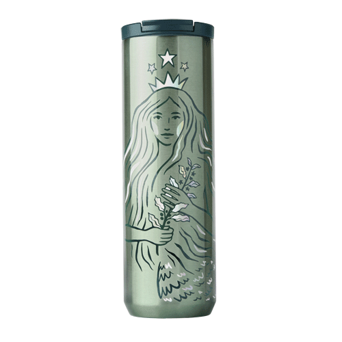 Kubek termiczny metalowy Painted Siren Anniversary 16oz
