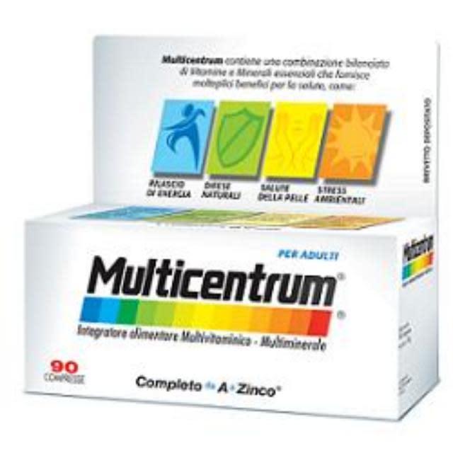 Multicentrum Adulti 30 compresse