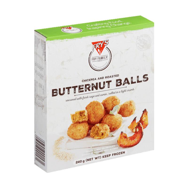 Fry'S Vegan Butternut Balls 240G
