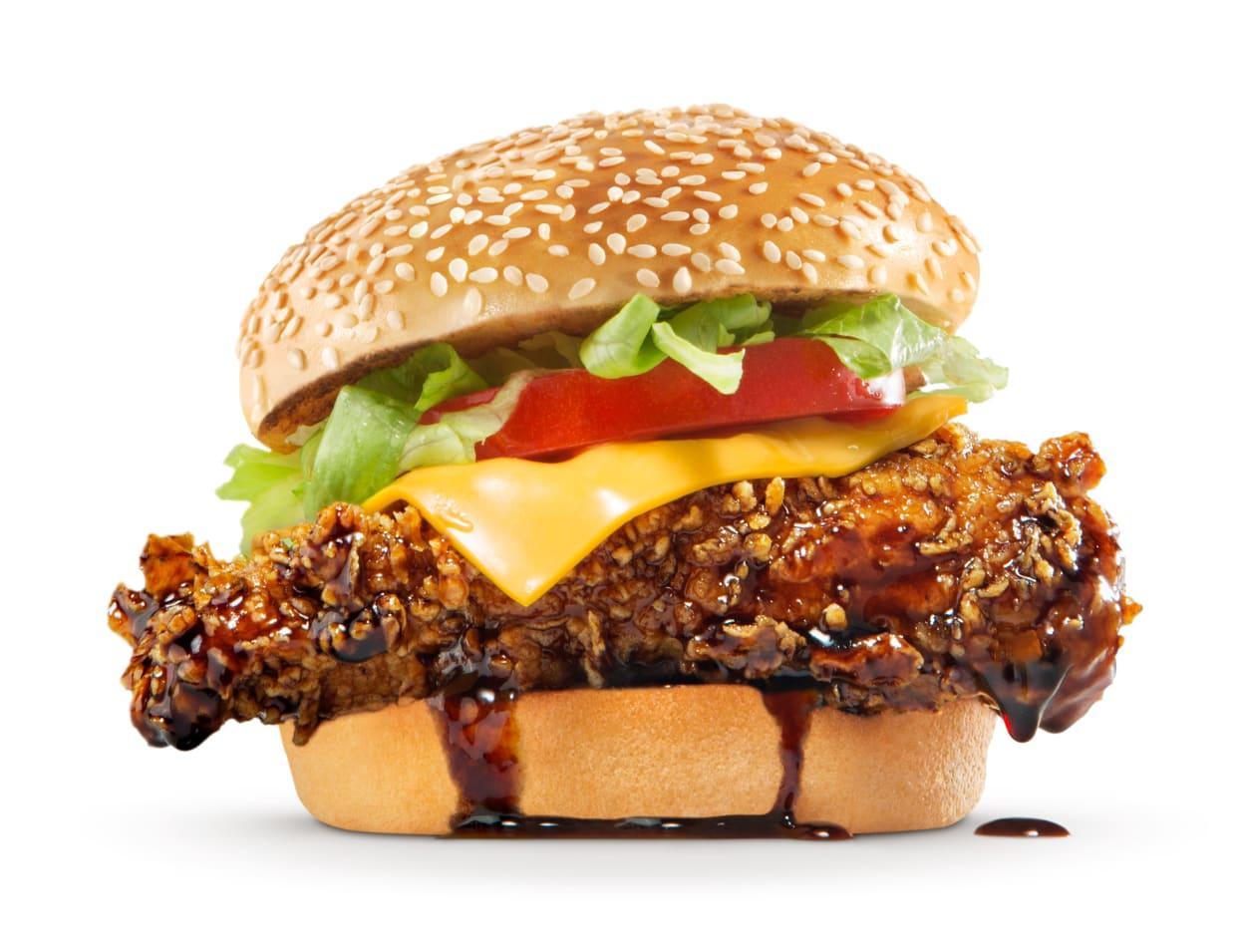 Legend Burger