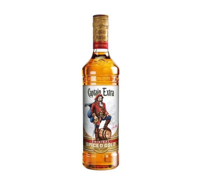 Captain Morgan Spirit Gold 750Ml