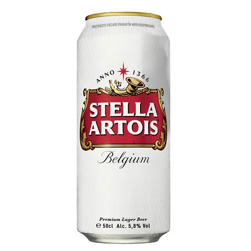 Stella Artois doza 500ml